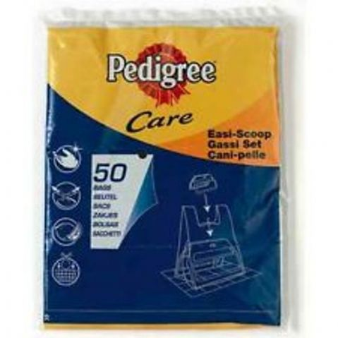 Doggie Bags by Pedigree 50 REFILL EASI-SCOOP